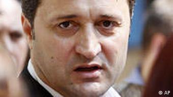 Moldovan opposition leader Vlad Filat