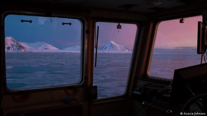 Expediciones polares de Acacia Johnson (Acacia Johnson)
