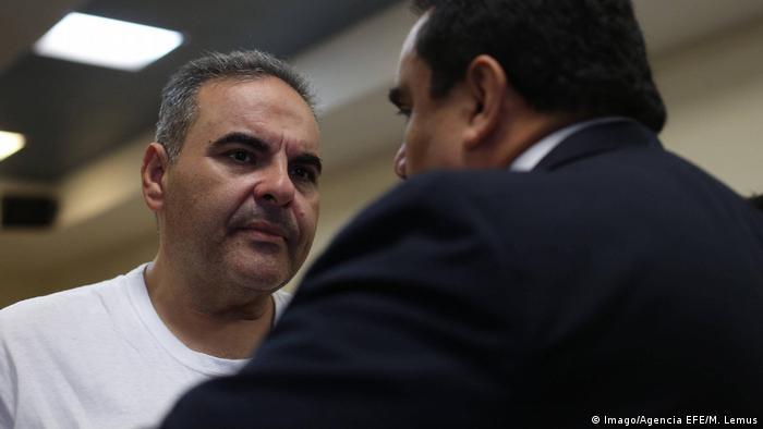 Expresidente salvadoreño Elías Saca es condenado a dos años de cárcel por soborno | Las noticias y análisis más importantes en América Latina | DW | 20.09.2019