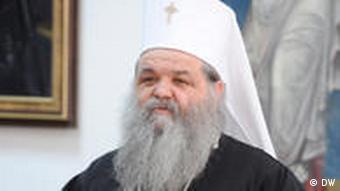 G G Stefan Oberhaupt der Mazedonischen Orthodox Kirche