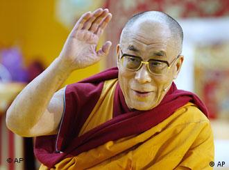 The Dalai Lama is regarded as a separatist by the Chinese government