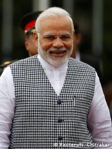 India PM Narendra Modi | Ankunft Premierminister Indien Narendra Modi