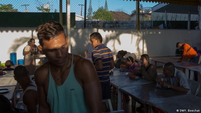 Flüchtlinge aus Venezuela in Brasilien