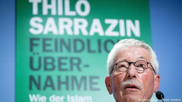 Buchvorstellung Thilo Sarrazin
