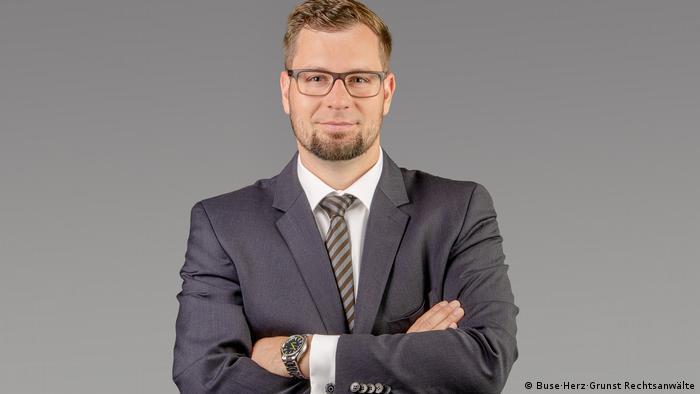Benjamin Grunst - Rechtsanwalt für Strafrecht (Buse·Herz·Grunst Rechtsanwälte)