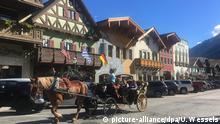 USA | Das bayerische Dorf Leavenworth in den USA