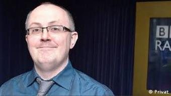 Dean Burnett - Neorowissenschaftler (Privat)
