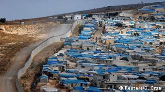 Γερμανική στήριξη στο τουρκικό αίτημα να αυξηθεί η χρηματικήβοήθεια της ΕΕ για τους πρόσφυγες