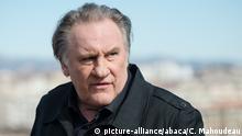 Schauspieler - Gerard Depardieu
