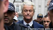 Großbritannien London - Geert Wilders