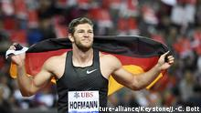 Leichtathletik: Diamond League Speerwurf Andreas Hofmann