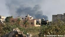 Libyen Tripolis Kämpfe zwischen Milizen
