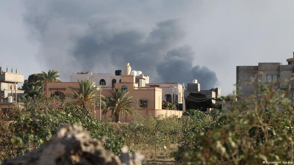 Aufruf an libysche Milizen zum Gewaltverzicht