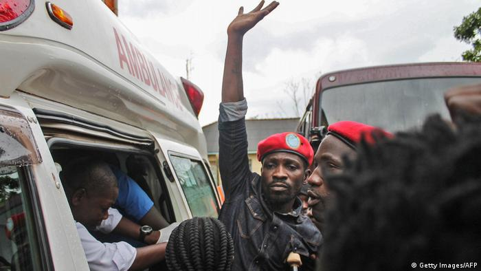 Bobi Wine: The changing face of Ugandan politics | Africa | DW
