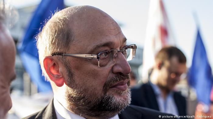 Schulz visitou Lula na prisão em agosto