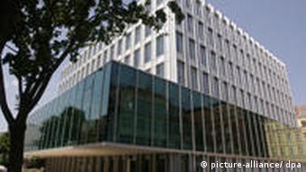 Новое здание Фонда имени Генриха Бёлля в Берлине