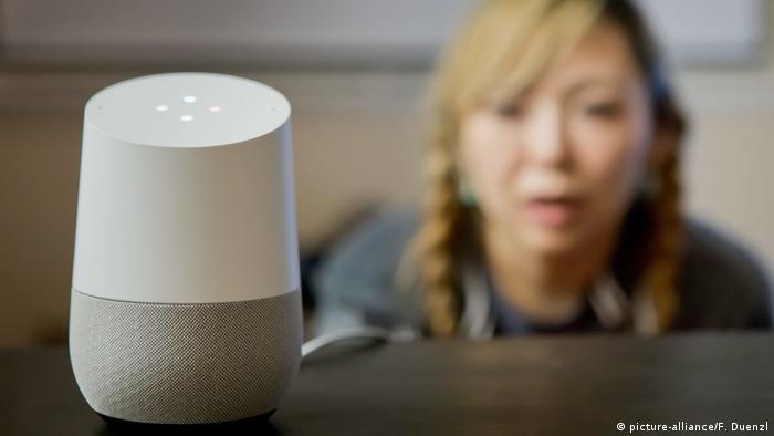 Vernetztes Wohnen mit Google Home