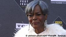 Cicely Tyson arrives at the screening of The Producers at the 2018 TCM Classic Film Festival Opening Night at the TCL Chinese Theatre on Thursday, April 26, 2018, in Los Angeles. (Photo by Willy Sanjuan/Invision/AP)  