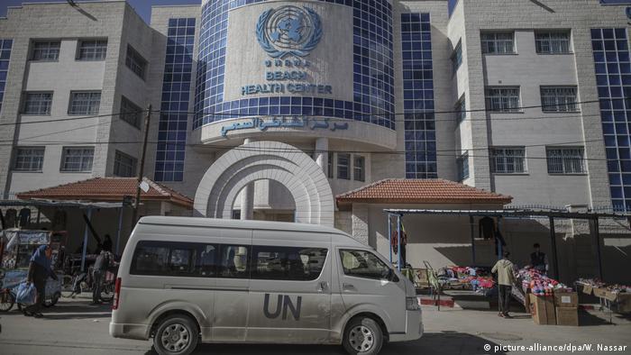 Antes, Estados Unidos suspendió la ayuda para la Agencia de las Naciones Unidas para los Refugiados de Palestina (UNRWH).