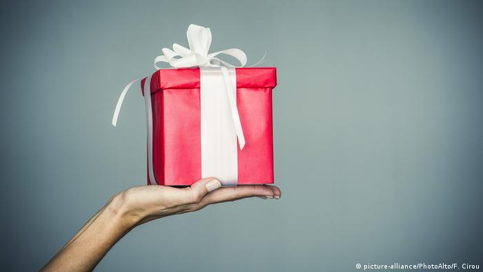 Какие подарки допустимы в немецких школах?