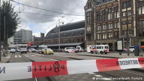 Напад в Амстердамі: німецька поліція долучилася до розслідування
