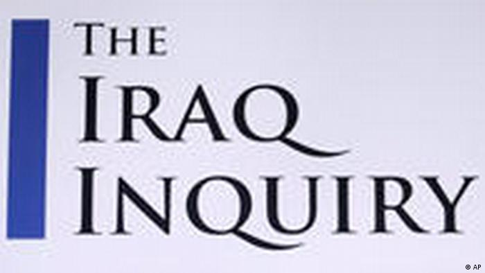 Britische Irak-Untersuchungskommission nimmt Arbeit auf (AP)