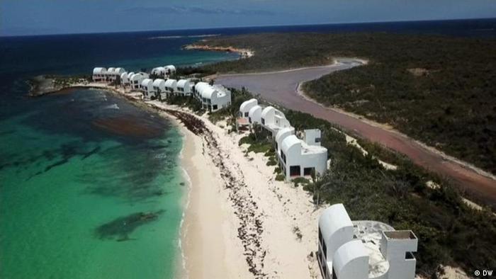 Ангілья - острів-мрія для олігархів