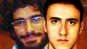 محمد کامرانی و محسن روحالامینی دو تن از کشتهشدگان کهریزک
