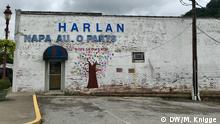 USA Harlan County in Kentucky