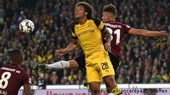 Deutschland, Hannover: Fußball: Bundesliga, 2. Spieltag: Hannover 96 - Borussia Dortmund