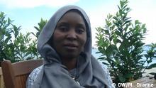 Zu sehen ist Aicha Macky, Filmemacherin aus dem Niger Ort : Cannes Film Festival Zulieferung durch: Mireille Dronne