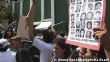 ARCHIV 26/03/2012 Sao Paulo, Brasilien. Protest gegen die brasilianische Militärdiktatur