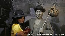 Indien Schauspieler Raj Kapoor bei Madame Tussauds