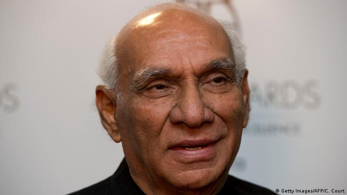 Director Yash Chopra (Getty Images/AFP/C. Court)