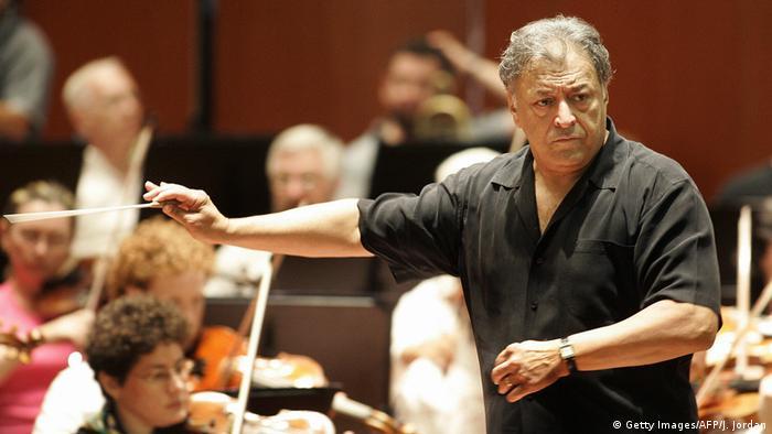 Indien Dirigent Zubin Mehta (Getty Images/AFP/J. Jordan)