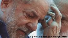 Brasilien Luiz Inacio Lula da Silva Ex-Präsident