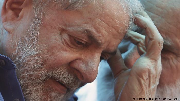 Luiz Inacio Lula da Silva (picture-alliance/AP Photo/E. Peres)