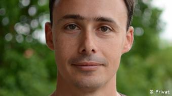 O Δρ. Βασίλειος Μεζάρης, συντονιστής του έργου από το Ινστιτούτο Τεχνολογιών Πληροφορικής και Επικοινωνιών του ΕΚΕΤΑ