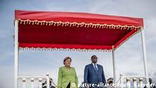 Senegal | Kanzlerin Merkel besucht Senegal