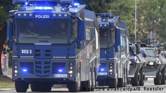 Chemnitz Kundgebung des Bündnisses Chemnitz Nazifrei unter dem Motto «Herz statt Hetze»