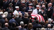USA Beisetzung Senator John McCain