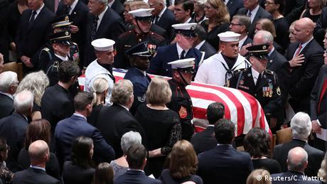 У Вашингтоні попрощалися з Маккейном