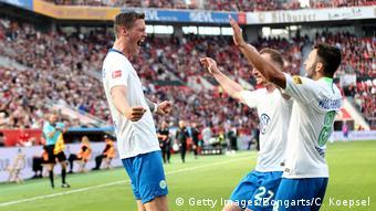 Fußball Bundesliga VfL Wolfsburg - Bayer Leverkusen