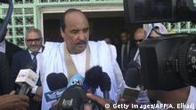 Mauretanien Parlamentswahlen Präsident Mohamed Ould Abdel Aziz