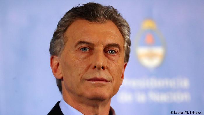 Argentinischer Präsident Mauricio Macri