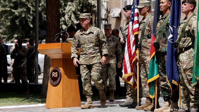 ABD ve NATO ordusunun yeni komutanı göreve başladı