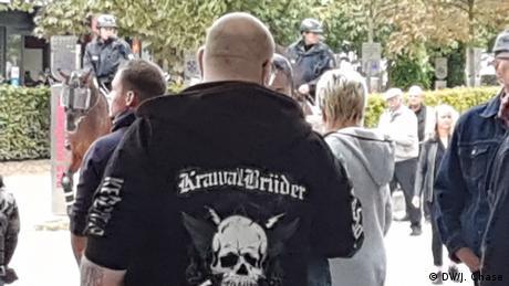 Більшість німців вважає правий радикалізм проблемою Східної Німеччини