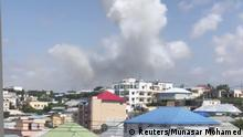 Anschlag in Mogadischu
