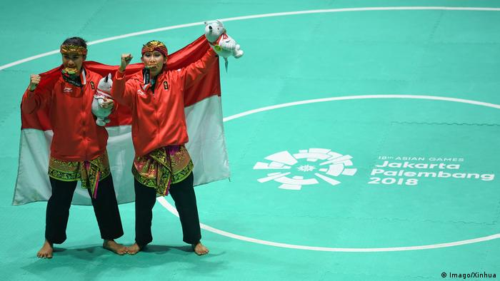 Indonesien Asia games 2018 JAKARTA Martial Arts (Imago/Xinhua)