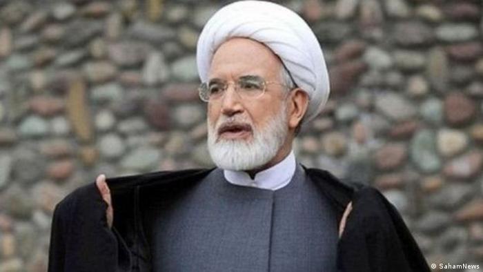 Mehdi Karubi Iran